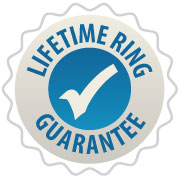 Lifetime Engagement Ring Warranty