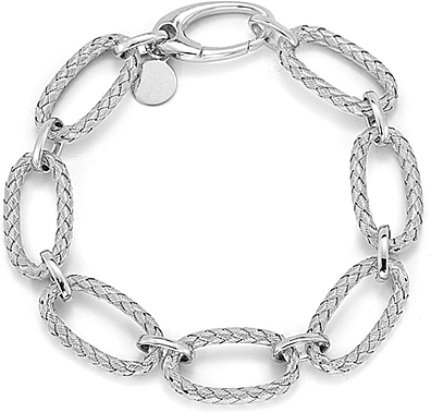 14k White Gold Braided Bracelet 0 Reviews Write A Review View Photos