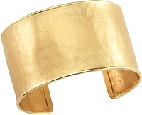 14k Yellow Gold Cuff