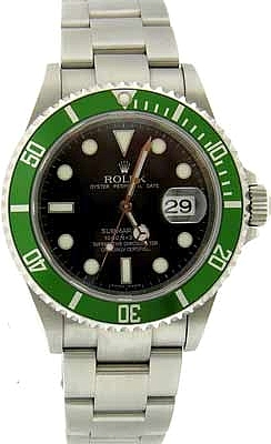 CERTIFIED PRE-OWNED ROLEX 50TH ANNIVERSARY SUBMARINER PO16610V