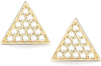 Dana Rebecca 'Emily Sarah' Triangle Diamond Earrings