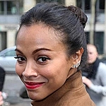 'Julianne Himiko' as seen on Zoe Saldana!