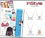 Julianne Himiko as features in InStyle!