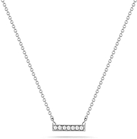 Dana Rebecca 'Sylvie Rose' Diamond Bar Pendant