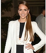 Slyvie Rose Ring as seen on Jessica Alba!