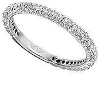 Martin Flyer Wedding Rings