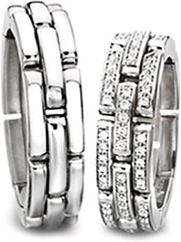 Furrer Jacot Sculpture Flexible Men S Wedding Band 71 22760 0 0