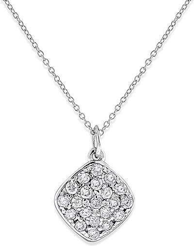Kc designs 14k white gold diamond pendant kc n13003 aloadofball Gallery