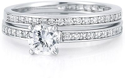 ring engagement cut and rings wedding princess halo diamond platinum australia avenue fifth gia cushion
