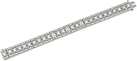 Platinum Antique Diamond Bracelet- 16.00tcw