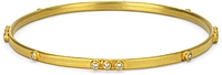 Sara Weinstock Yellow Gold Diamond Cuff