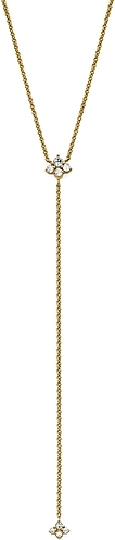 Sara Weinstock Yellow Gold Diamond Lariat