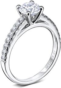 4283877ec Scott Kay Engagement Rings and Settings
