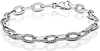 Simon G Diamond Link Bracelet