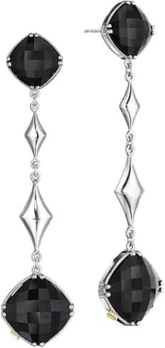 Tacori 18k925 Black Onyx Drop Earrings 0 Reviews Write A Review View Photos