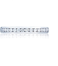 Tacori Channel-Set Diamond Band