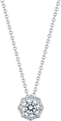 Tacori Diamond Pendant Necklace