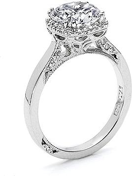 Top 10 Tacori Engagement Rings