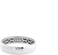 Tacori Men's Wedding Band- 5.5mm