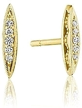 Tacori Mini Surfboard Earrings