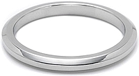 Tacori Plain 5 Sided Wedding Band