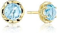 Tacori Sky Blue Topaz Earrings