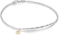 Tacori Sterling Silver Tendril Bracelet