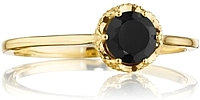 Tacori Yellow Gold Black Onyx Ring