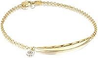 Tacori18k Yellow Gold Tendril Bracelet