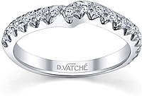 Vatche Pave Wedding Band