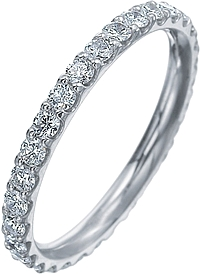 Verragio Diamond Wedding Band