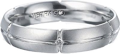 Verragio Men S Diamond Wedding Band Vwd 5906