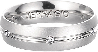 Verragio Men S Diamond Wedding Band Vwd 6903